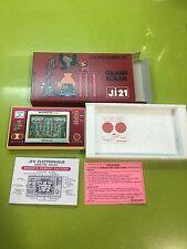 Game and watch mario's  Cement Factory Ji21 Con Caja Y Manual Repro.