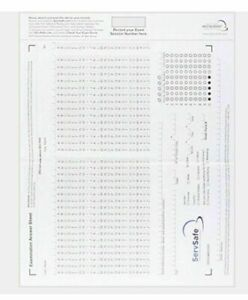 ServSafe Exam Answer Sheet For Managers 90 Question Certified Exam