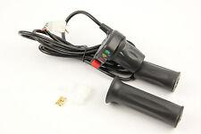 WuXing 48V eBike Electric Bike Moped Scooters Gas Twist Throttle w/ adapter