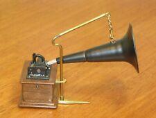Nantasy Fantasy Edison Talking Machine - 2 Pieces - Artisan Dollhouse Miniature