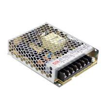 Schaltnetzteil 12V 8,5A 102W Einbauversion niedrige Bauhöhe LRS-100-12 Meanwell