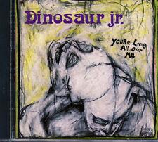 Dinosaur Jr. - You're Living All Over Me 1987 (SST Records CD130)