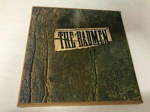 The Badmen 2Lps Orange vinyl w/book Country Record lp original vinyl album