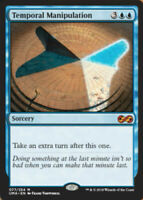 MtG x1 Temporal Manipulation Ultimate Masters - NEW - Magic the Gathering Card