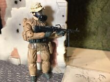 1/18 M.O.P.P.  Soldier with M-60 Machine Gun and Accessories  by Elite Force