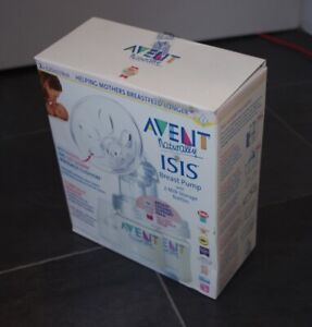 Avent Isis Manual Breast Pump (Unused in box) - Avail. by Post or Collection