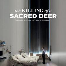The Killing Of A Sacred Deer OST [CD]