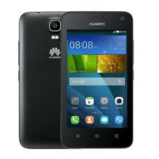 BRAND NEW HUAWEI ASCEND  Y3 -Y360 BLACK 3G **UNLOCK TO ALL NETWORK**SMART PHONE