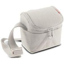 Manfrotto MB SV-SB-20DV, Amica 20 shoulder bag, white. No Fees! NEW! EU Seller!