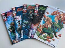 Aquaman (2016) 61 62 63 64 65 Dc comics Variant