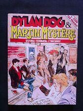 dylan dog & martin mystere - ultima fermata: l'incubo suppl dylan dog rist N° 7