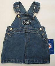 New York Jets Reebok Infant Jean Skirt Jumper Size 18 Months