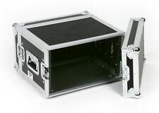 "Osp 6 Space Ata 6U 14"" Deep Effects Rack Road Tour Flight Case Rc6U-14"