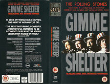 (VHST) The Rolling Stones - Gimme Shelter (1970)