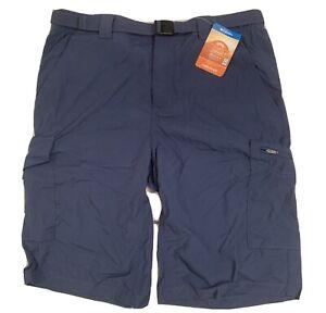Columbia Men's Silver Ridge Cargo Shorts, Size 34
