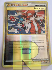 Pescatore ® HGSS 92/123 ® Reverse Holo Foil ® Pokemon ® Italiano ® EX
