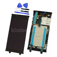Genuine Black Sony Xperia L1 G3311 G3312 HD IPS LCD Screen Display Frame