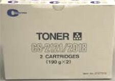 Genuine Copystar 37077015 Toner (3) Box of two use in Copystar CS2018 CS2121