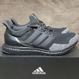 Adidas Ultraboost 1.0 Core Triple Black Mens size 11.5 GZ3150 FREE SHIP