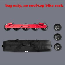 Rockbros Storage Bag For Roof-top Bike Rack Carrier Portable Pannier UK STOCK
