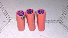 Lot of 8 Sanyo UR18650ZT 3.6V 2800mAh  Li-ion Rechargeable Battery 18650 Orange