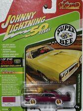 '69 CORONET SUPER BEE CPCC DINNER CAR JOHNNY WHITE LIGHTNING 2019 1 of 240 made