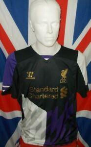Liverpool LFC Official SS Third 3rd Shirt 2013-2014 (XL)