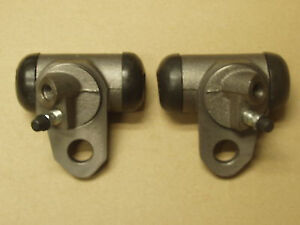 64 65 66 67 68 69 70 CHEVY PICK UP TRUCK C10 FRONT WHEEL CYLINDERS PAIR