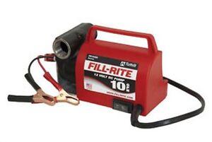 Fill-Rite FR1612 DC Rotary Vane Pump