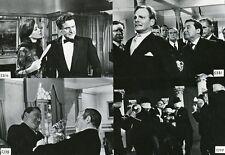 DIANA RIGG PATRICK MACNEE THE AVENGERS PORTRAITS ORIGINAL 1967 ABC TV PHOTO
