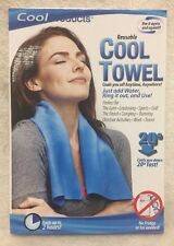 NEW Cool Products Reusable Cool Towel