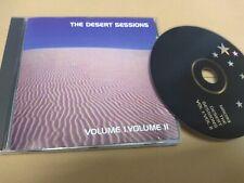 The Desert Sessions Vol.1/ Vol.2 CD Stoner Sammlung Kyuss Nebula Sheavy
