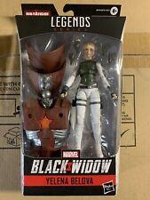 Hasbro Marvel Legends Series: Black Widow - Yelena Belova Action Figure BAF
