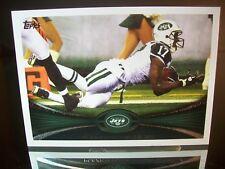 Plaxico Burress Topps 2012 Card #207 New York Jets NFL Football