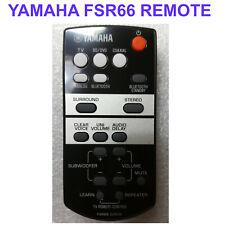 New Yamaha YAS-103 Soundbar Remote Control YAS103 Original