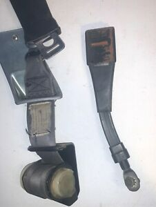 Complete Left Factory Seat Belt off 1978 Datsun 280Z. Nice  —-T2—