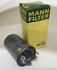 MANN-FILTER WK829 Kraftstofffilter für AUDI