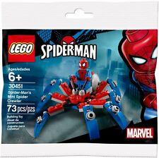 LEGO Marvel Super Heroes: Spider-Man's Mini Spider Crawler (30451)