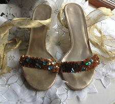 Faith Wedge Party Shoes for Women