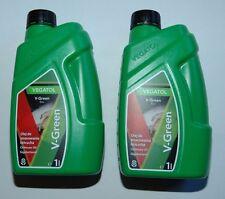 Vegatol Sägekettenöl Sägekettenhaftöl Kettenöl 2x 1L Flasche für Stihl