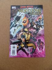 Wolverine Origins 34 . Dark Reign . Marvel 2009 . VF