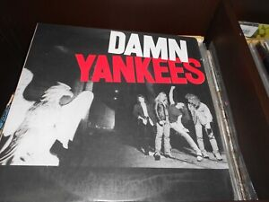 damn yankees Lp First PRESS Colombia RARE