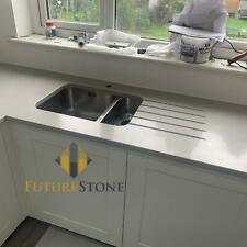 Mystery Grey Quartz Kitchen Worktop | All colours available | Sample