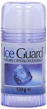 Ice Guard Natural Crystal Deodorant Twist Up 120g