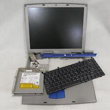 Original Dell Inspiron 5100 Keyboard Screen Lid Top Deck w/ Pad ~ Used