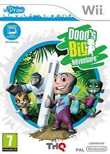 Dood's Big Adventure - uDraw Nintendo Wii PAL VERY GOOD CONDITION WITH MANUAL