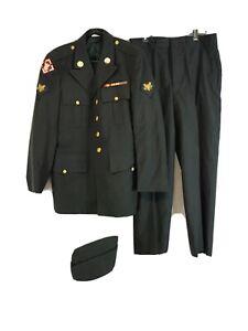 Vietnam Era US Army Class A Uniform 1969 Dated