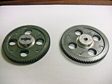 Bell & Howell 16mm upper & lower sprocket gear set for model 1500, 2500 series