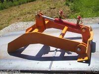 Greiferaufsatz für Frontladerschaufel,Gabel *Hydraulik*