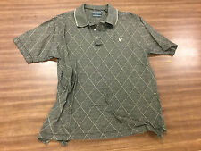 Lyle and Scott Scotland Golf Shirt Polo Men's Size Large 100% Mercerized Cotton